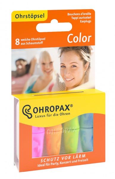 Ohropax Color bouchons d'oreilles